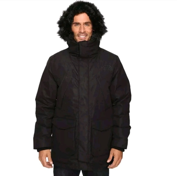 dd66b9476 The North Face Degray 550 Goose Down Hooded M NWT
